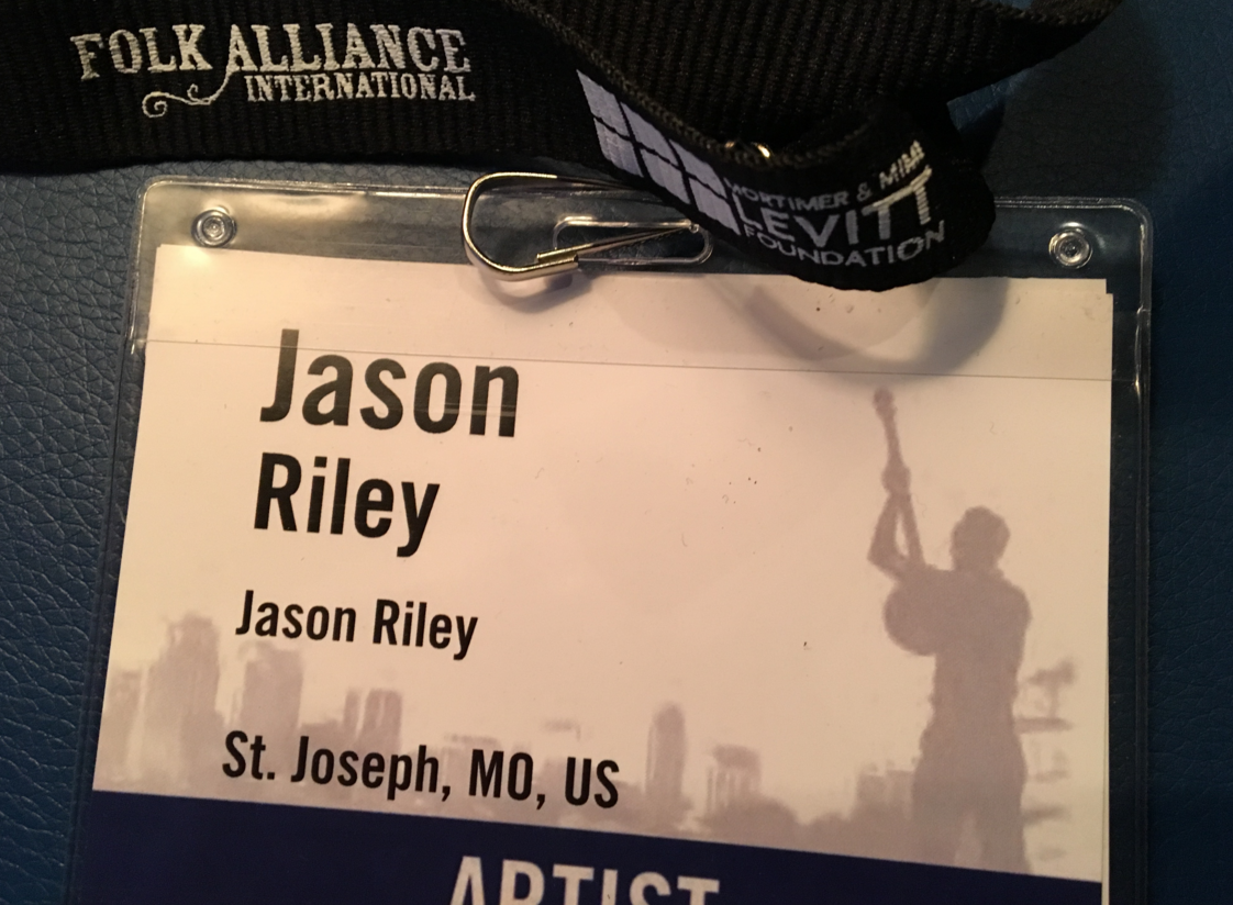 My Folk Alliance International Conference Experience