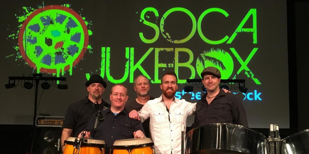 Soca Jukebox's Live Music – Summer 2021